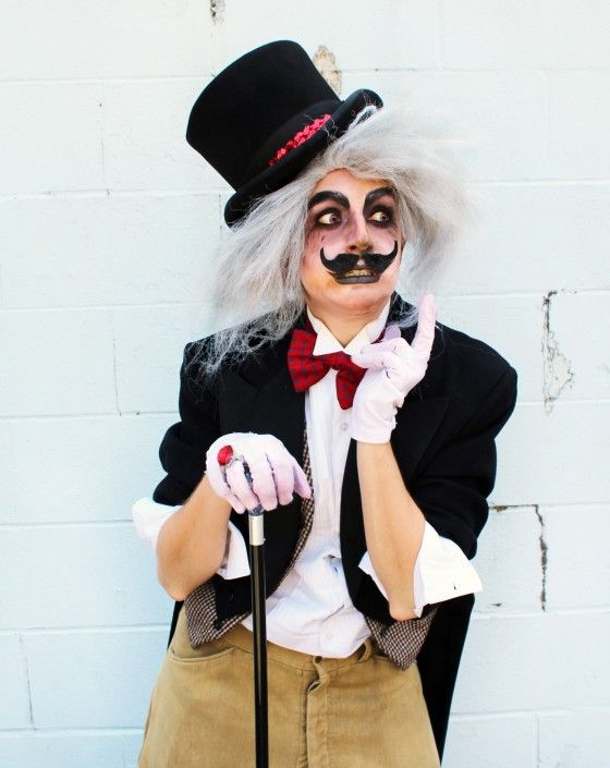 Freak show costumes ringmaster costume and ring master on for Tattoo freak costume