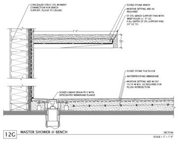 how to build a floating bench seat