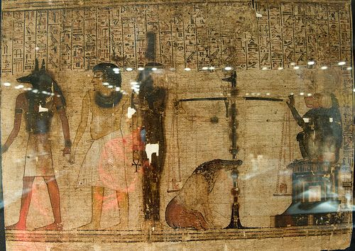 Book of the dead of Kenna (RMO Leiden, Thebe 1325bc 18d)