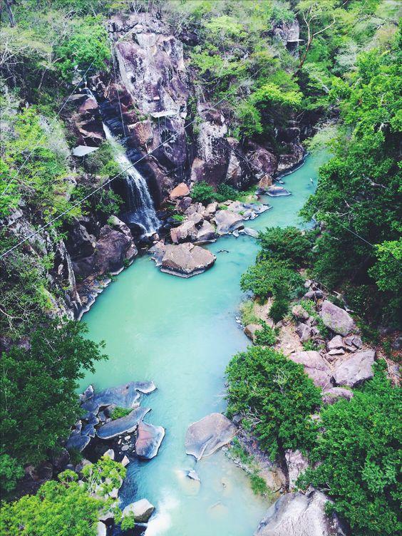 Lugares para visitar en Costa Rica