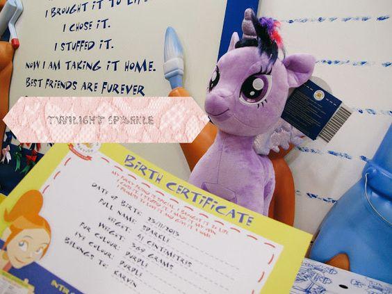 A Photographic Diary: My Little Pony: Twilight Sparkle