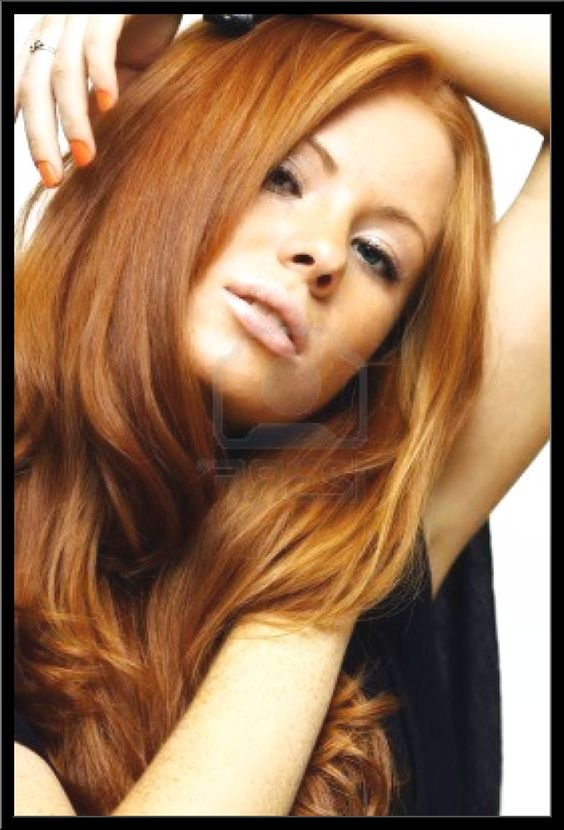 couleur cheveux auburn rouge - Coloration Cheveux Auburn