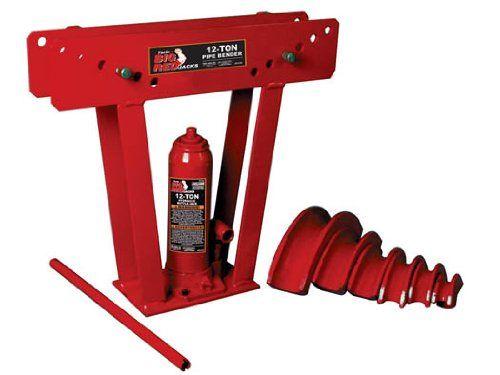 Torin T31202/TA1202 Pipe Bender – 12 Ton  http://www.handtoolskit.com/torin-t31202ta1202-pipe-bender-12-ton/