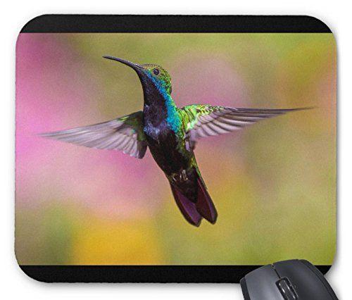 ハチドリのマウスパッド フォトパッド 世界の野鳥シリーズ ハチドリ 野鳥 世界