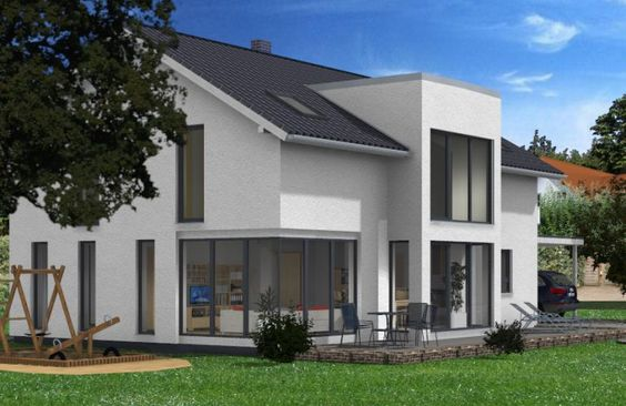 Das Massivhaus Kahl von Immobilien-Atelier Reuter hat eine Wohnfläche von 160m². Preis ab: 250000€. Jetzt auf Massivhaus.de ansehen.
