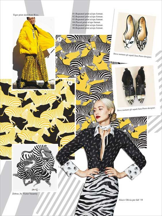 Fall 2020 2021 Fashion Trends.Prints More Trendbook A W 2020 2021 Mode Information