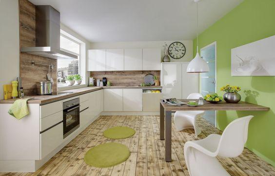 nobilia Küchen - kitchens - nobilia Produkte Helle Farben - nobilia küchen arbeitsplatten