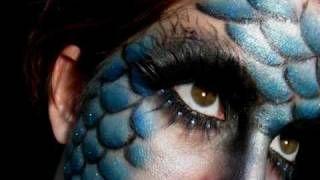 anaarthur81 makeup tutorials | Halloween fantasy and character make-up tutorials | DIY props - YouTube