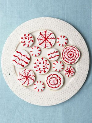 Inspiration for Christmas cookies