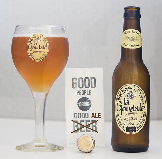 bia La Goudale