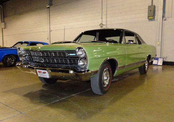 1967 Ford LTD XL 427 R-Code