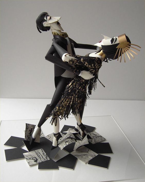 Paper Sculptor Sher Christopher