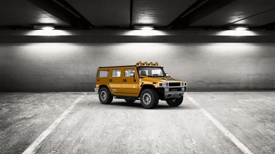 Check out my tuned #Hummer #H-2 2003 at #alcarplayground #tuning