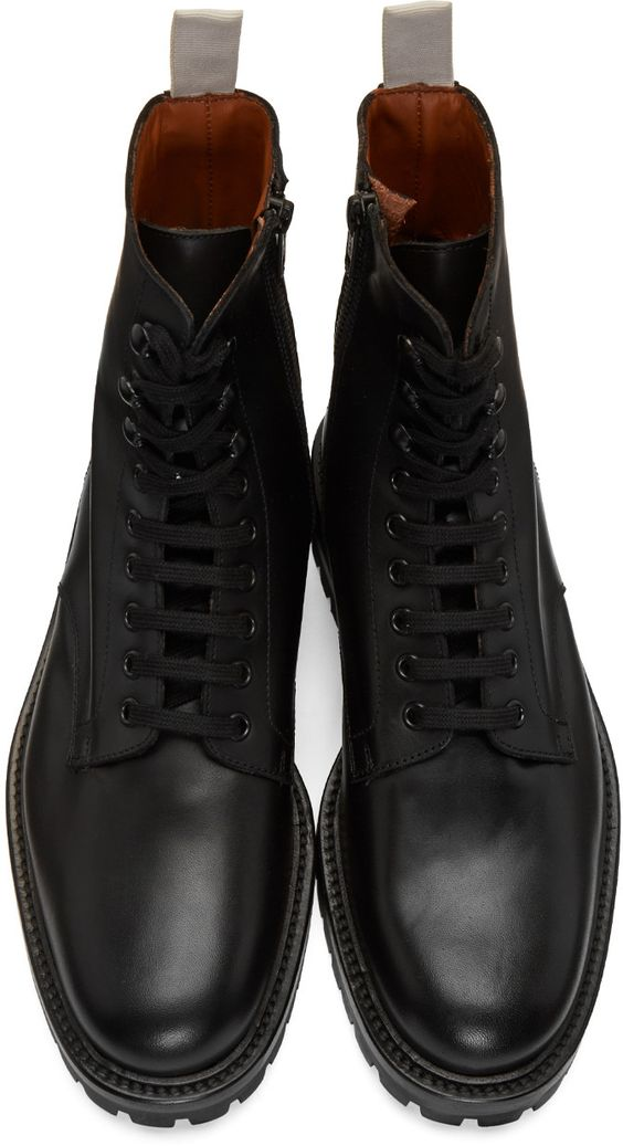 Black Type 22 Boots | Products, Mens products and Combat boots