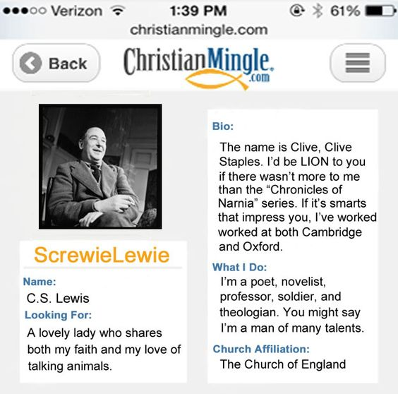 lewis center christian singles Lewis center, oh 43035 write a review about epic life church epiclifechurchnet denomination epic life church is a christian.
