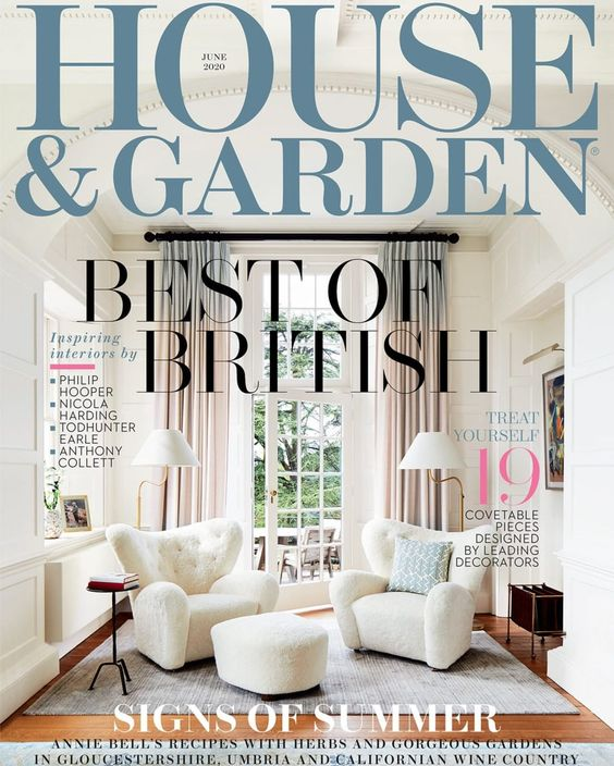 House Garden Magazine On Instagram Our June Issue Is Out Tomorrow Featuring A Host Of Inspiring British Interiors Insi In 2020 House British Interior London House