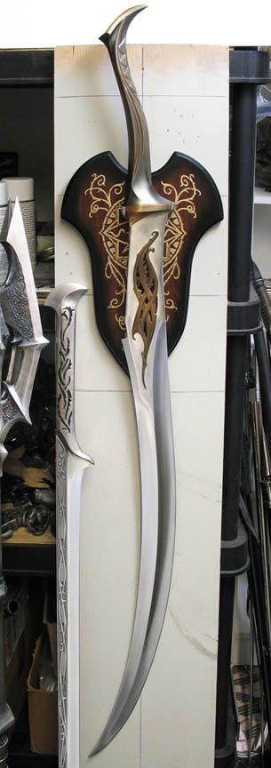 Mirkwood Guard Sword replica by United Cutlery