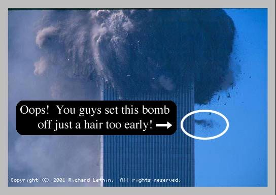 9/11 demolition.: