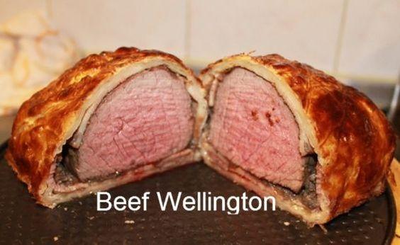 explore beef wellington recipe