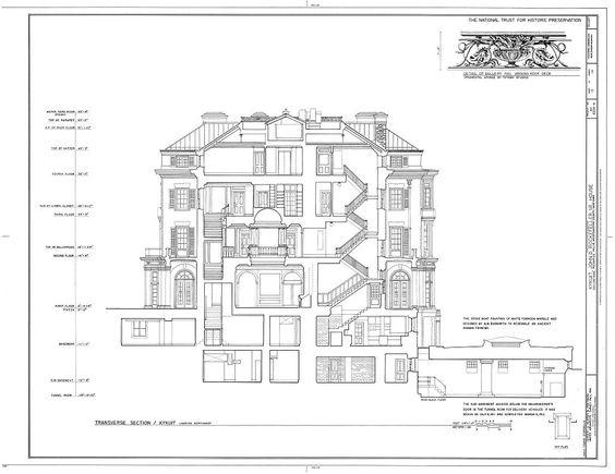 eegonos, first floor plan (american architect & building news