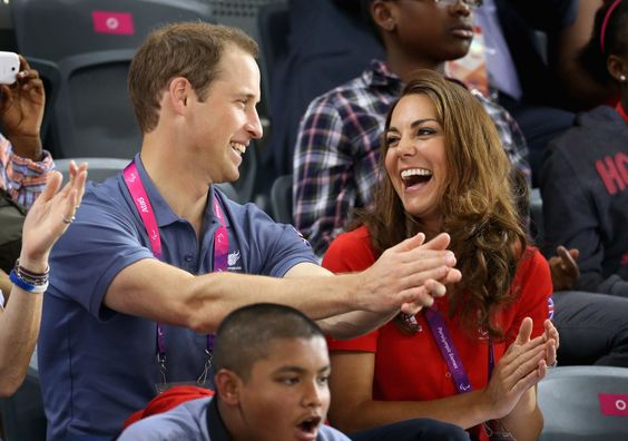 19 Times Will and Kate Cracked Each Other Up: