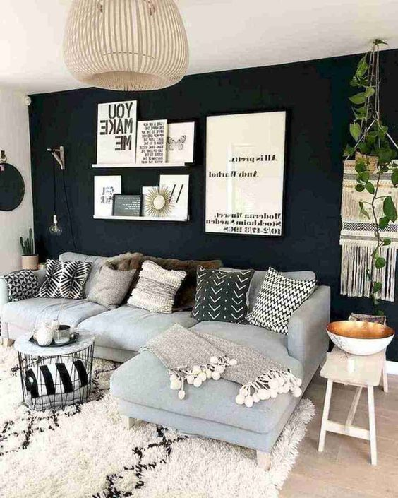 Comfortable and Cozy Living Rooms Ideas You Must Check! - Interior Remodel #livinroom #livingroomideas #livingroomdecorideas