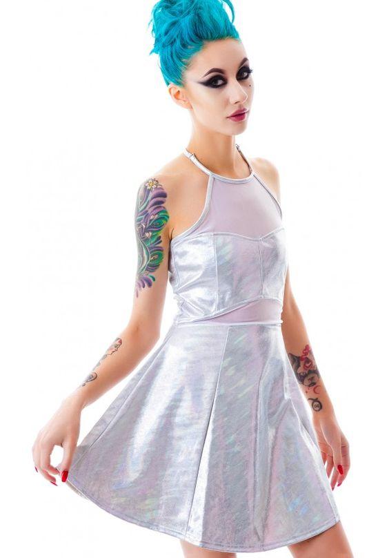 UNIF Holo Dress