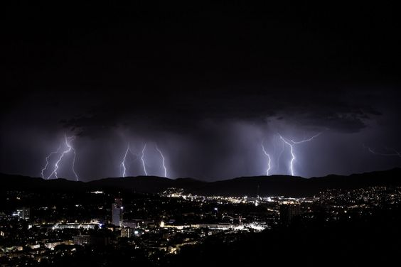 fotografiar tormentas