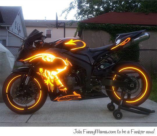 Sweet Lord.. Dream Motorcycle. Honda CBR600RR