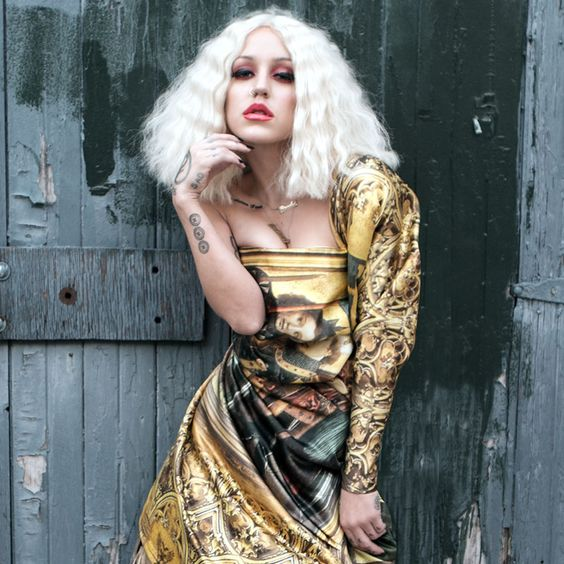 Meet Brooke Candy Queen of Opulence
