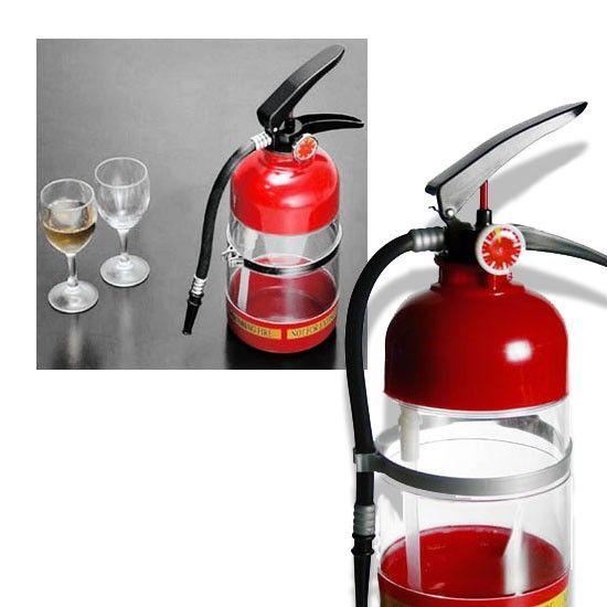 Dispensador Extintor
