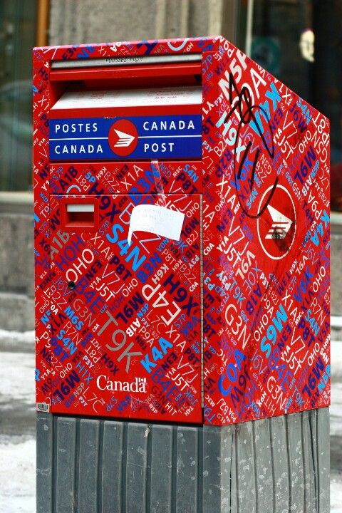 #Montréal #LoveMTL #PostBox