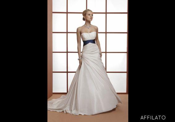 coleccion Novias Fiesta Couture Affilato