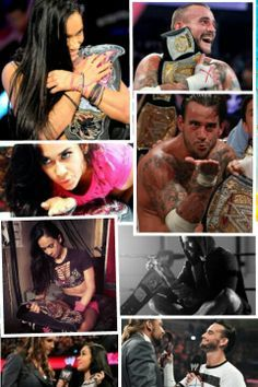 Cm Punk And Aj Lee Engagement Ring
