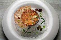 VENDREDI !... Offrez-vous un cadeau ! Le seul ouvrage de référence sur l'art de dresser et présenter une assiette comme un chef de la gastronomie... A découvrir sur le site... > http://visionsgourmandes.com/?post_type=product . Source de la photo : Thibault Sombardier - Photo Nicolas Buisson #gastronomie #gastronomy #chef #presentation #presenter #decorer #plating #recette #food #dressage #assiette #artculinaire #culinaryart #design #culinaire