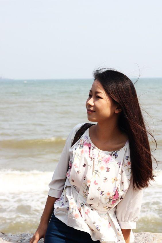 น้องสาว @ บ้านใกล้วัง http://www.tourthailands.com/บ้านใกล้วัง-หัวหิน-ขนมเค้ก/