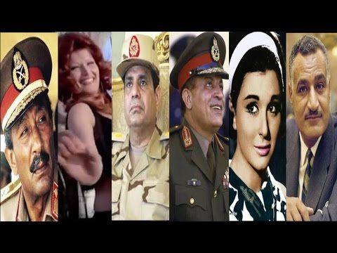 الجيش والنسوان من محمد علي حتى السيسي مرورا بجمال عبد الناصر