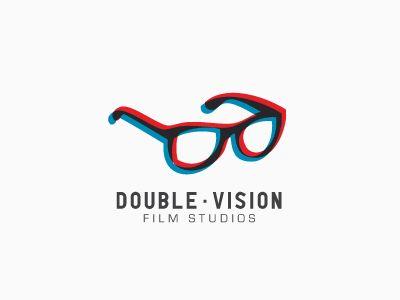 Double Vision Film Studios Logo, very nice