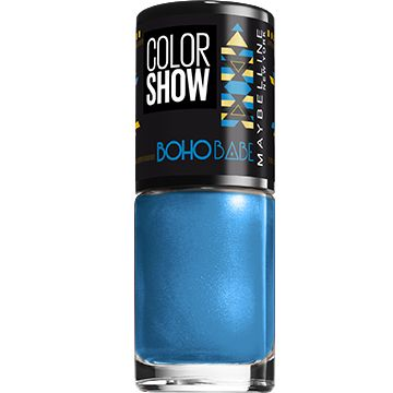 ongles vernis a ongles colorshow collection boho babe gemey maybelline 462 - Vernis Color Show