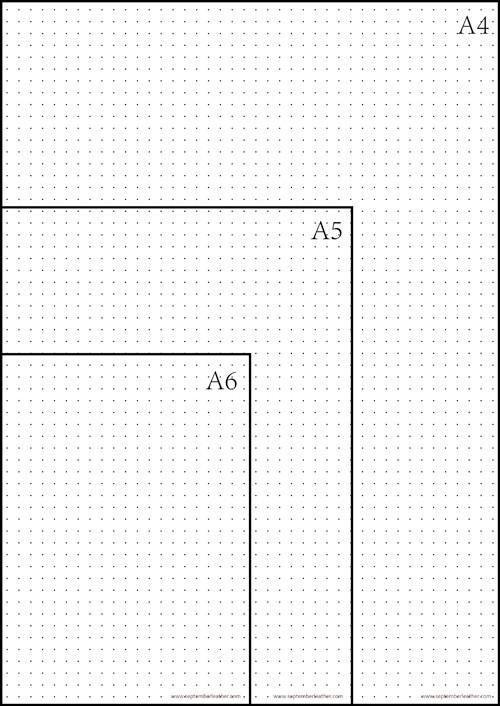 Free Printable Dot Grid Paper For Bullet Journal Bullet Journal Dot Grid Journal Pages Printable Bullet Journal Printables