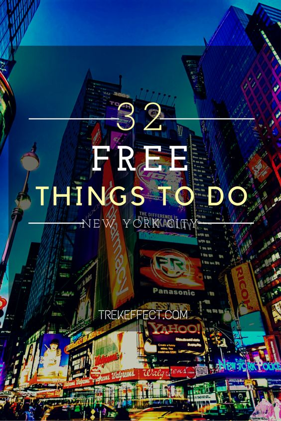1000 ideas about free nyc on pinterest new york city for Things to do near nyc