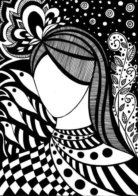 Poster - Auto-retrato 04