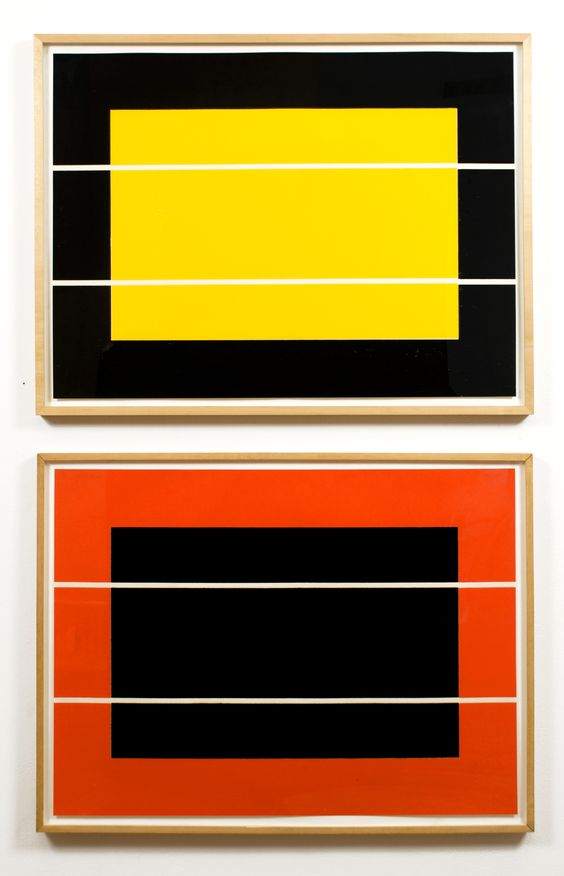 "Donald Judd ""Untitled (#259-260) Last Diptych"", 1992-94"