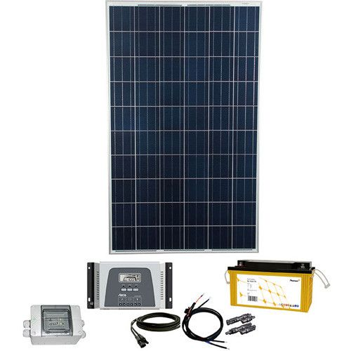 Diy Off Grid Energy Generation Solar Panel Kit 1 2kw 24v Solar Panel Kits Solar Off The Grid