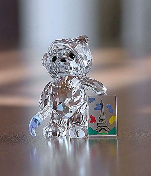 Swarovski SWAROVSKI KRIS BEAR - INTERNATIONAL – FRANCOIS / FRANCE / FRENCH 883412 | Swarovski Crystal