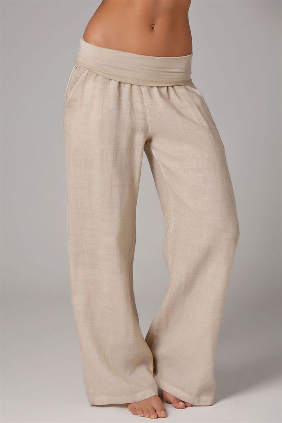 Kish's Gauzes Pants. LOOK SO COMFY