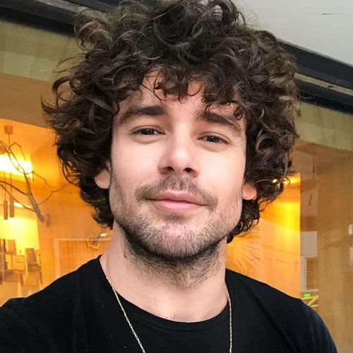 40 Best Perm Hairstyles For Men 2020 Styles In 2020 Curly Hair Men Permed Hairstyles Mens Hairstyles