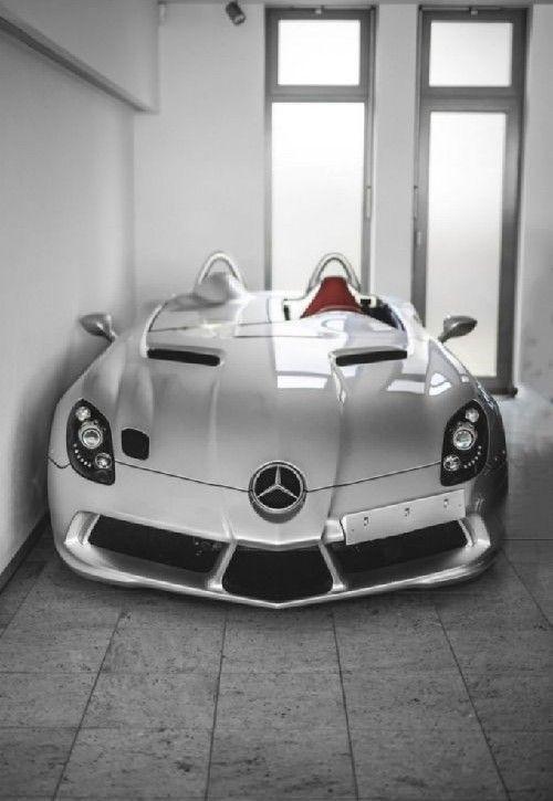 Mercedes Benz Slr Stirling Moss Sportwagen Dengan Gambar