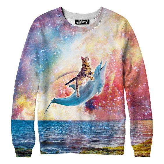 """belovedwear® presents the #BFFL Sweatshirt by Michelle Sutterfield. This """"all…"""