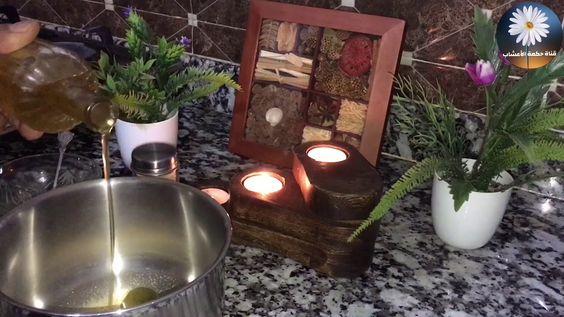 كيفية التخلص من دوالي الساقين بزيت الزيتون والزنجبيل Youtube Tea Lights Tea Light Candle Candlelight
